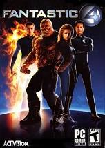 Fantastic 4 dvd cover