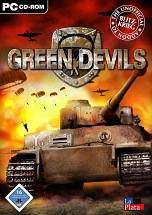 Blitzkrieg: Green Devils dvd cover