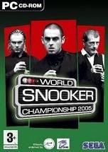 World Snooker Championship 2005 dvd cover