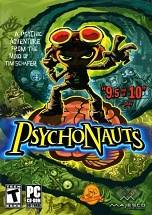 Psychonauts dvd cover