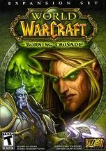 World of Warcraft: The Burning Crusade dvd cover