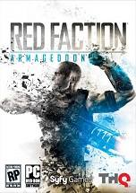 Red Faction: Armageddon Cover