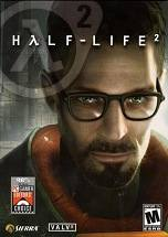 Half-Life 2 dvd cover