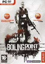 Boiling Point: Road to Hell dvd cover