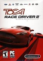 TOCA Race Driver 2: The Ultimate Racing Simulator dvd cover