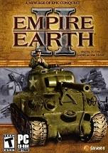 Empire Earth II dvd cover