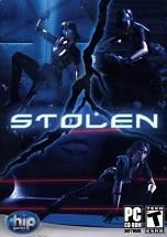 Stolen dvd cover