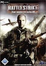 Battlestrike: The Road to Berlin dvd cover