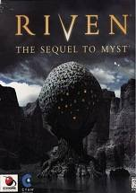 Riven: The Sequel to Myst dvd cover