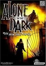 Alone in the Dark: The New Nightmare Cover