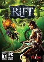 RIFT dvd cover