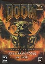 Doom 3: Resurrection of Evil dvd cover