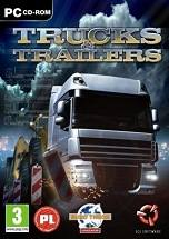 Truck and Trailers dvd cover