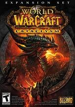 World of Warcraft: Cataclysm dvd cover