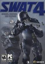 SWAT 4 dvd cover