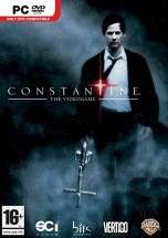 Constantine dvd cover