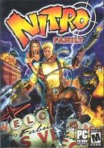 Nitro Family dvd cover