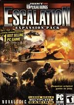 Joint Operations: Escalation dvd cover