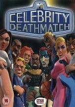 MTV's Celebrity Deathmatch dvd cover