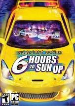Midnight Outlaw: Six Hours to Sun Up dvd cover
