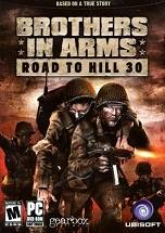 Brothers in Arms: Road to Hill 30 dvd cover