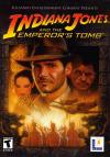 Indiana Jones and the Emperor's Tomb dvd cover
