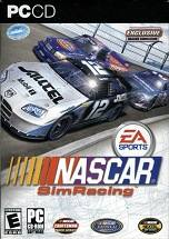 NASCAR SimRacing dvd cover