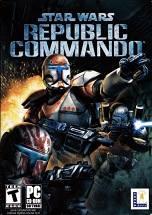 Star Wars Republic Commando dvd cover