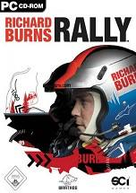 Richard Burns Rally dvd cover