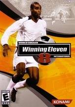 World Soccer Winning Eleven 8 International dvd cover
