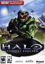 Halo: Combat Evolved dvd cover