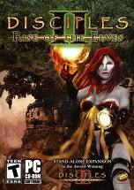 Disciples II: Rise of the Elves dvd cover