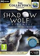 Shadow Wolf Mysteries: Curse of the Full Moon dvd cover