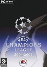 UEFA Champions League 2004-2005 dvd cover