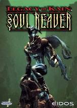 Legacy of Kain: Soul Reaver dvd cover