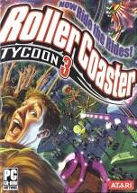 RollerCoaster Tycoon 3 dvd cover