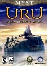 Uru: Ages Beyond Myst dvd cover