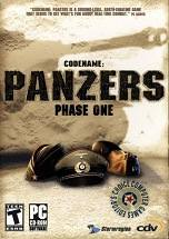 Codename: Panzers, Phase One dvd cover