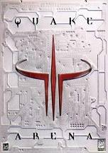 Quake III Arena dvd cover