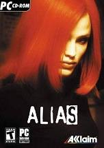 Alias dvd cover