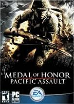 Medal of Honor Pacific Assault dvd cover