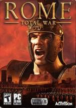 Rome: Total War dvd cover