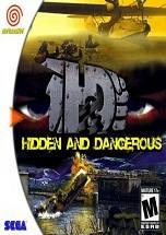 Hidden & Dangerous dvd cover