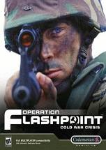 Operation Flashpoint: Cold War Crisis dvd cover