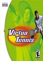 Virtua Tennis dvd cover