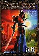 SpellForce: The Order of Dawn dvd cover