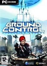 Ground Control II: Operation Exodus dvd cover