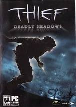 Thief: Deadly Shadows dvd cover