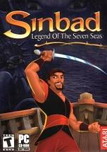 Sinbad: Legend of the Seven Seas dvd cover