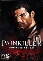 Painkiller dvd cover